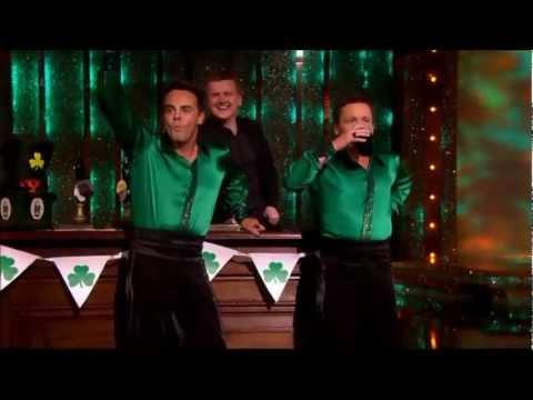 Ant & Dec do Riverdance (Ant & Dec's Saturday Night Takeaway)