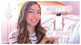 What's on My iPhone 6!