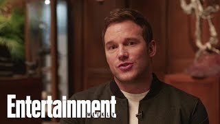 Chris Pratt Loves Jeff Goldblum As Much As The Rest Of Us | Entertainment Weekly