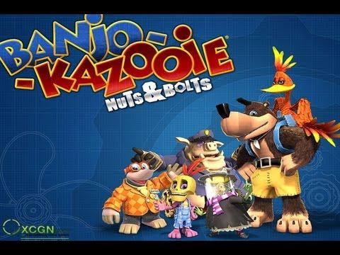 Banjo-Kazooie: Nuts & Bolts, A Ten Year Reunion ...