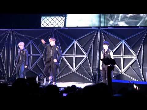 140815 SMTOWN in SEOUL EXO
