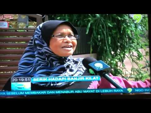 Berita TV9: Serik Hadapi Banjir Kilat @ DSP #mbsapleasetakeaction