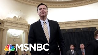 Peters On James Comey Memos: President Donald Trump 'Often Makes People Very Uncomfortable' | MSNBC