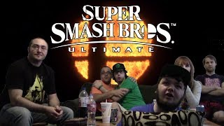 Ultimate HYPE | 5KG (& Friends) Reactions - Super Smash Bros. Ultimate