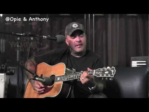 Aaron Lewis from Staind - Its Been Awhile - YouTube
