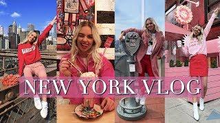 NEW YORK CITY TRAVEL VLOG | 2018