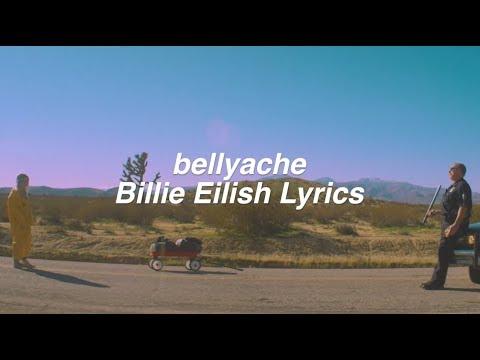 bellyache || Billie Eilish Lyrics