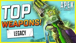 Top 10 Best Weapons In Apex Legends Season 9