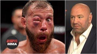 Dana White weighs in on Tony Ferguson vs. Donald Cerrone   UFC 238   ESPN MMA