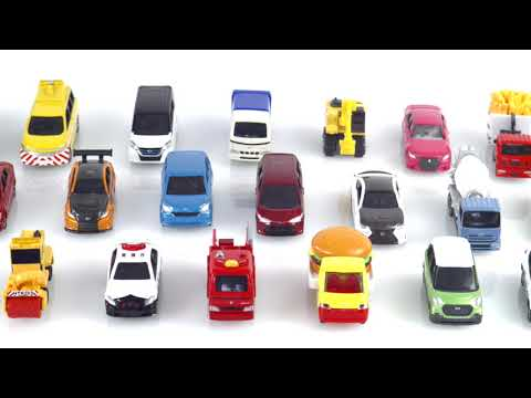 Tomica by TOMY