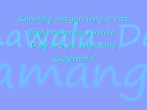 Kisapmata by Rivermaya