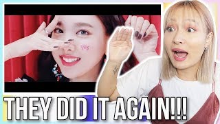 "TWICE (트와이스) ""YES or YES"" M/V REACTION"