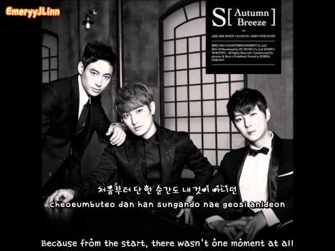 Group S - Secret Letter [English subs + Romanization + Hangul]