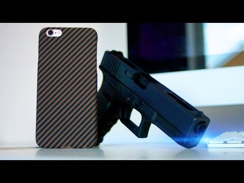 Bulletproof iPhone case?! + GIVEAWAY | Review