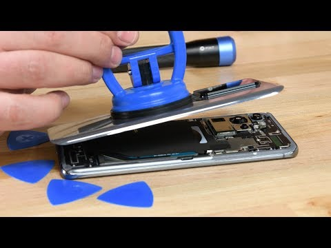 Galaxy S20 Ultra Teardown: These Cameras are CRAZY!!!