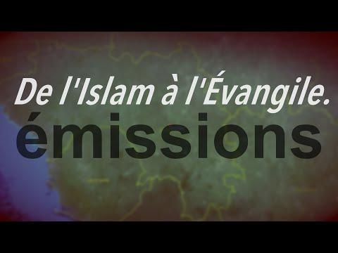 De l'Islam à l'Évangile