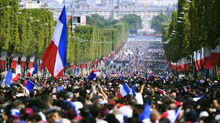 World Cup: France, Croatia, welcome finalists home-Exclus..