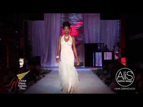 Alis Fashion Design Bespoke Womenswear Collection Brave Wings Fashion Show