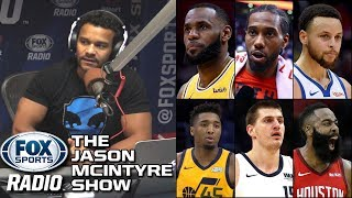 Jason McIntyre & Cuttino Mobley on the Top NBA Teams in The Western Conference