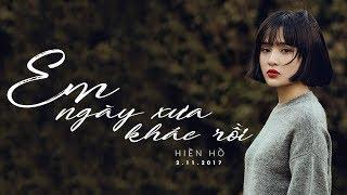 Em Ngày Xưa Khác Rồi [ Official Teaser MV ]   Hiền Hồ Official
