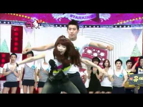 Hyuna and Jaebeom - Dance -