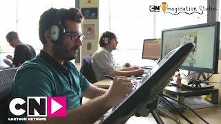 The Animators of Gumball | Imagination Studios | Cartoon Network