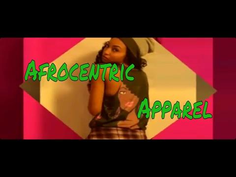 Afrocentric & Natural Hair Apparel