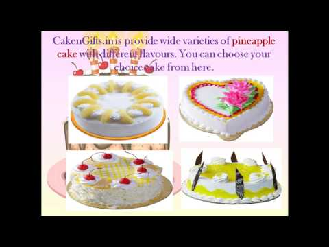 To choose your choice cake from Cakengifts.in