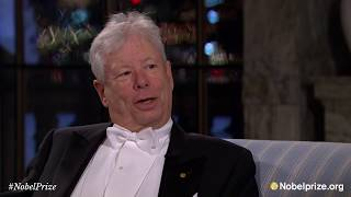 """I have more faith in mankind than economists do."" Richard Thaler, Prize in Economic Sciences 2017"