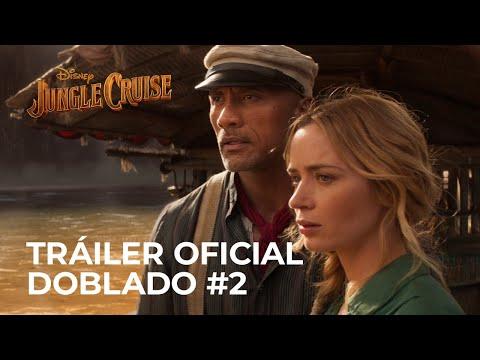 Jungle Cruise de Walt Disney Studios   Tráiler Oficial #2 [Español Latino DOBLADO]