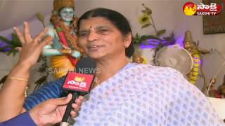 Lakshmi Parvathi Face To Face; YSRCP Landslide Victory..