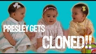 PRESLEY GETS CLONED!!