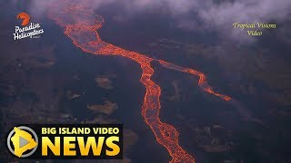 Hawaii Volcano Eruption Update - Friday Morning (Aug. 3, 2018)