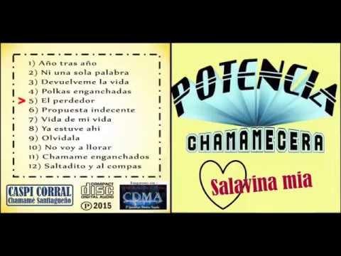 POTENCIA CHAMAMECERA 2015 CD COMPLETO
