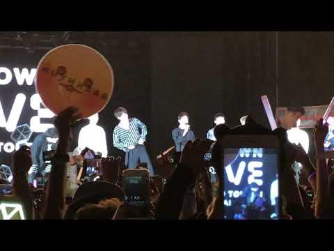 Exo SM Town Live in Dubai