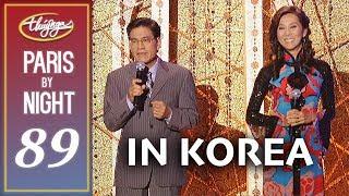 Paris By Night 89 in Korea (Full Program)