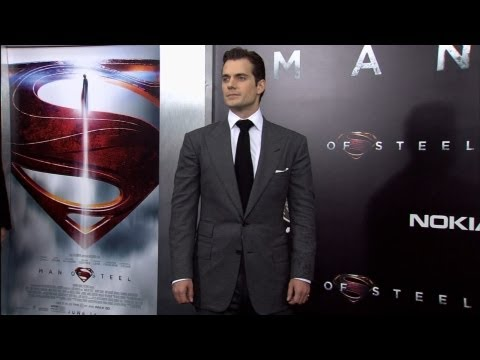 'Man of Steel' Premiere
