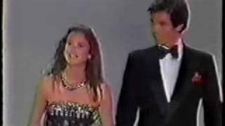 Pierce Brosnan and Stephanie Zimbalist (Peoples Choice Award)