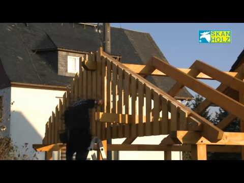 video xocu auto construction maison bois massif vosges lifestyle