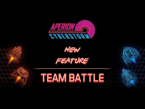 Aperion Cyberstorm - [Versus mode] Team Battles