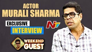 Actor Murali Sharma Interview: Weekend Guest..