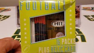 $20 16 Pack Football Card Box. Fairfield Co Repack - Target