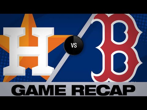5/18/19: Brantley, Reddick lead Astros to 7-3 win