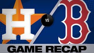 5/18/19: Brantley, Reddick lead Astros to 7-3 win