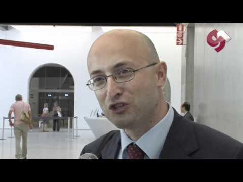 INTERVISTA A LUCA TURCHI (UFFICIO SCOMMESSE AAMS) ITALIAN EGAMING MARKET.mp4