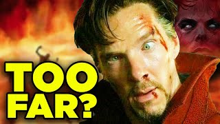 Doctor Strange Multiverse of Madness Rejected Plot Explained!