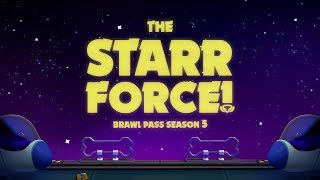 Brawl Stars Animation: Season 5 - The #StarrForce