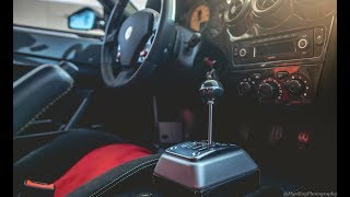 DRIVING THE ONLY GATED SIX SPEED FERRARI 430 SCUDERIA IN THE WORLD!