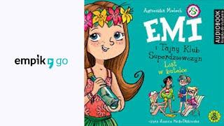 Całą książkę można zakupić na virtualo.plebook EPUB i MOBI: Emi i Tajny Klub Superdziewczyn. Tom 8