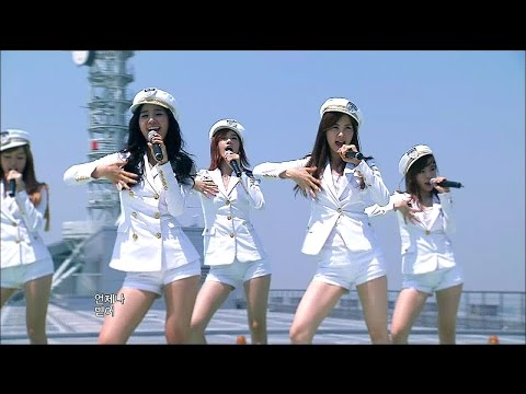 【TVPP】SNSD - Genie, 소녀시대 - 소원을 말해봐 @ Special Stage, Show Music Core Live